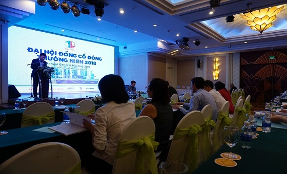 (Vietstock) The Annual General Meeting of Tracodi: Divestment in HAG, the revenue shall reach more than VND 2.000 billion in 2022