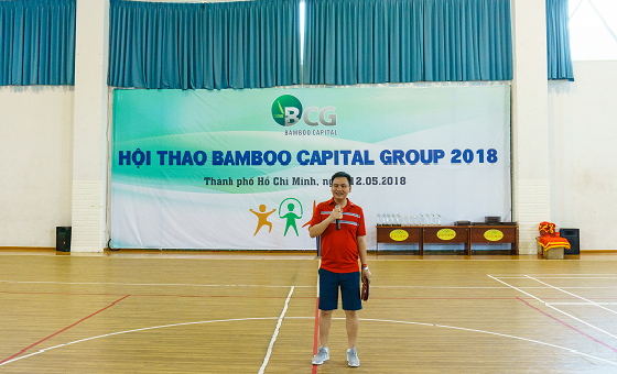 HỘI THAO BAMBOO CAPITAL GROUP 2018